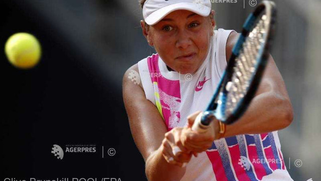 Tenis: Ucraineanca Daiana Iastremska va fi adversara Simonei Halep în optimi, la Roma (WTA)