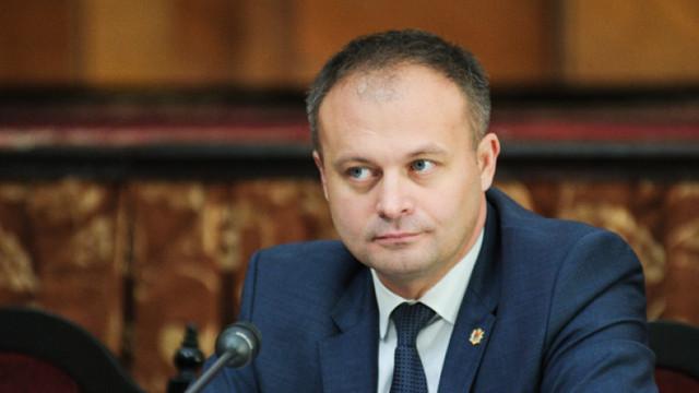 Andrian Candu mizează pe suportul PDM în campania electorală