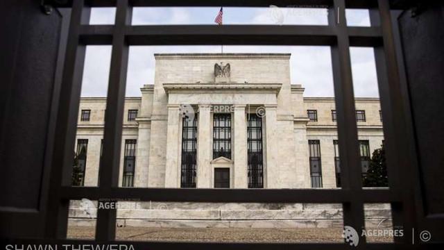 Rezerva Federală a SUA a îmbunătățit estimările privind evoluția economiei americane în 2020