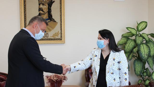Vicepremierul pentru Reintegrare a avut o întrevedere cu reprezentantul OMS în R.Moldova. Ce subiecte au abordat oficialii