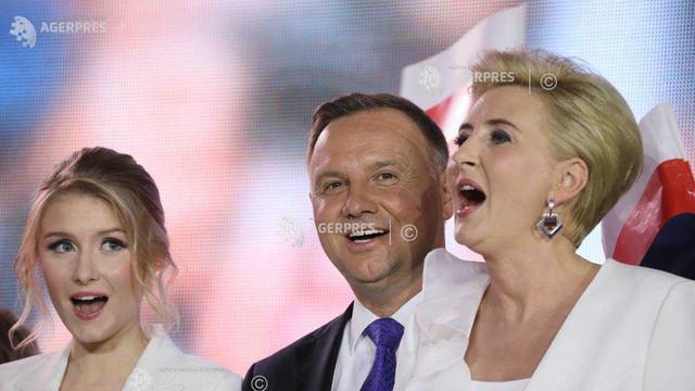 Ivanka Trump în variantă poloneză: președintele Duda își face fiica de 25 de ani consilier fără plată