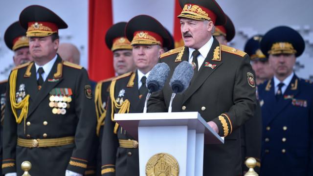 Lukașenko anunță că Belarus închide granițele cu Polonia și Lituania
