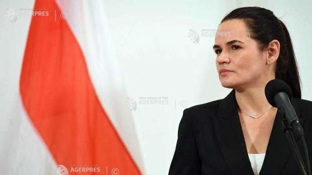 Svetlana Tihanovskaia, despre viitorul protestelor din Belarus: