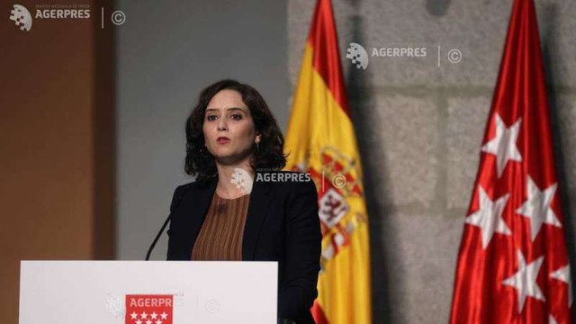 Spania: Restricții de circulație reinstituite în regiunea Madrid din cauza intensificării epidemiei COVID-19