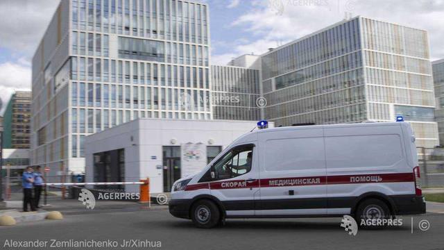 Coronavirus: Numărul de noi cazuri de infectare în Rusia a depășit 6000 pentru prima oară în ultimele 2 luni