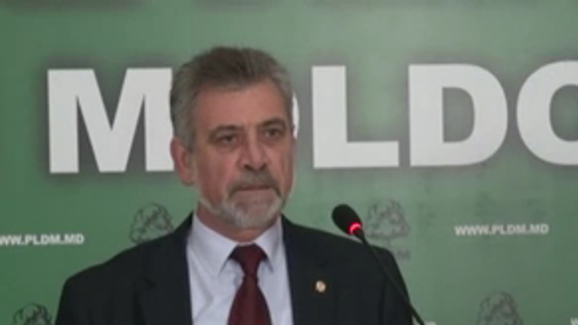 Candidatul PLDM, Tudor Deliu: Am votat pentru scoaterea din izolare a Republicii Moldova