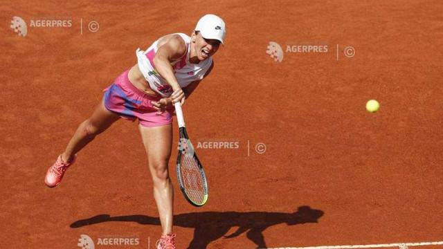 Tenis: Simona Halep s-a calificat în finala turneului WTA de la Roma