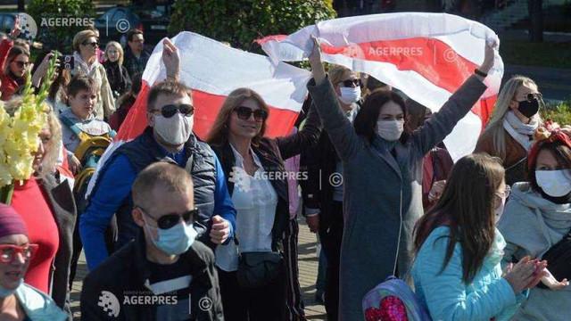 Belarus | O jurnalistă a fost condamnată la 6 luni de închisoare după ce a dezvăluit că autoritățile au falsificat cauza morții unui protestatar