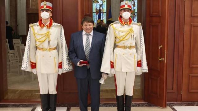 Fost lider interlop, decorat de Igor Dodon cu ordinul Gloria Muncii (Anticoruptie)