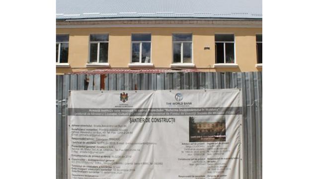 Școli din șase raioane au fost renovate cu susținerea Băncii Mondiale