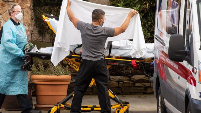 Bilanț sumbru. SUA au depășit pragul de 200.000 de decese din cauza COVID-19
