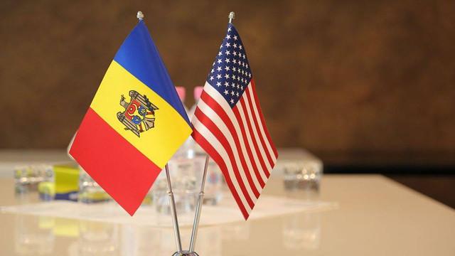 Octavian Armașu a avut o întrevedere cu ambasadorul SUA în R.Moldova. Dereck J. Hogan a accentuat însemnătatea menținerii independenței băncii centrale