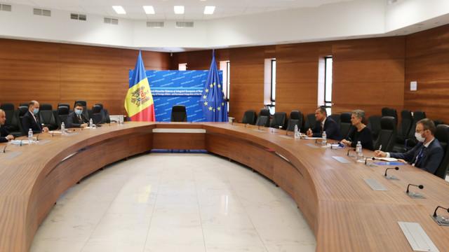 Ministrul de Externe a discutat cu șeful Misiunii de observare pentru alegerile prezidențiale în străinătate