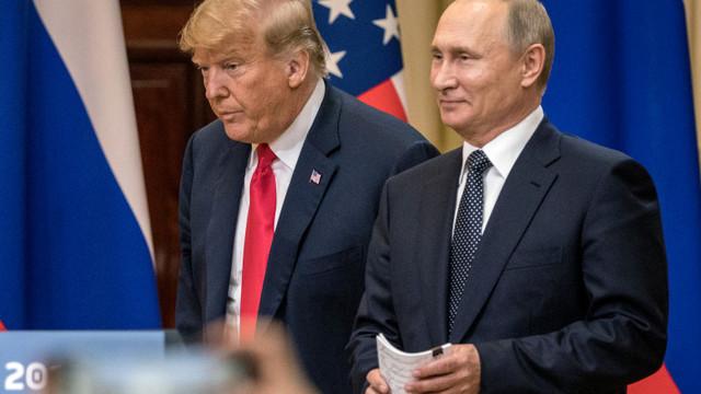 După Trump, și Vladimir Putin a fost nominalizat la Premiul Nobel pentru Pace 2021