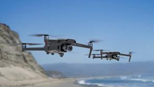 """Marea Britanie scoate dronele pentru depistarea imigranților. """"Nu ezităm, nu ne bâlbâim"""""""