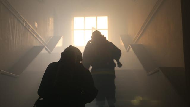 Primele trei versiuni ale pompierilor privind izbucnirea incendiului la Filarmonica Națională