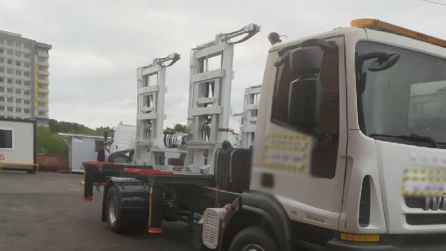 Autovehiculele parcate în locuri interzise vor fi ridicate și duse la o parcare specială, avertizează Poliția