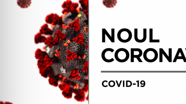 Ultimă oră   319 cazuri de COVID-19, înregistrate în ultimele 24 ore