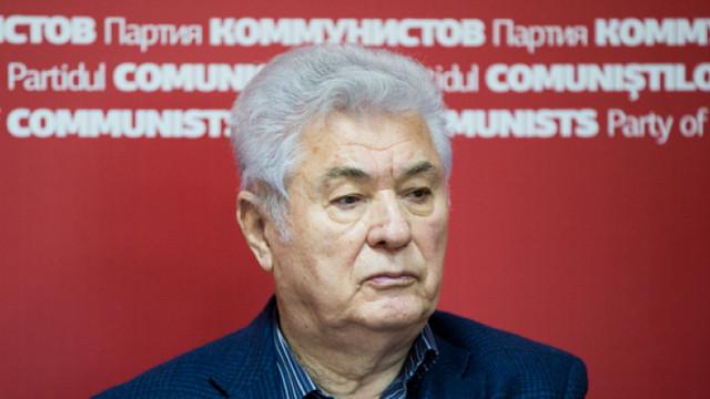 Vladimir Voronin: Cred că nu-i mai permit lui Igor Dodon să intre în Kremlin, așa cum tovarășa Zinaida Grecianîi îi permite să intre în Parlament. La Moscova au înțeles toți cine e Dodon