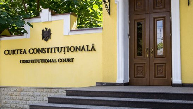 Guvernul a aprobat astăzi, în mod repetat, proiectul de modificare a unor prevederi constituționale, respins săptămâna trecută de CC