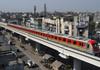 Prima linie de metrou din Pakistan, lungă de 27 de kilometri, a fost deschisă după 5 ani de lucrări