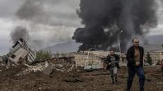 Luptele pentru Nagorno-Karabah continuă