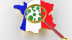 Un nou record de infectări noi cu COVID-19 în Franța
