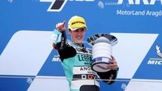 Moto3: Spaniolul Jaume Masia a câștigat MP al Aragonului