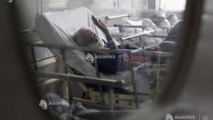 STUDIU | Pacienții COVID-19 care au fost spitalizați pot prezenta simptome timp de mai multe luni