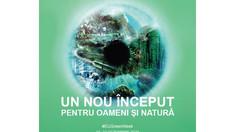 """În R. Moldova a fost lansată campania """"Un nou început pentru oameni și natură!"""""""