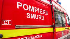O nouă misiune aero-medicală SMURD în R.Moldova