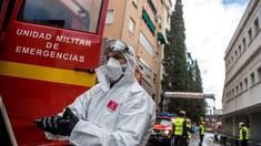 Spania devine prima țară din UE care depășește un milion de infectări cu coronavirus