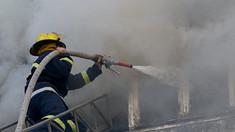 Un copil de 11 luni a fost găsit fără suflare într-o casă cuprinsă de flăcări