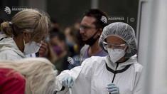 Coronavirus: Record de contagieri, decese și spitalizări în Bulgaria