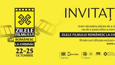 Începe cea de-a șasea ediție a Zilelor Filmului Românesc din R.Moldova