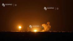 Israelul, lovit de rachete trase din Fâșia Gaza