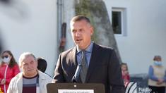 Procurorii cer 30 de zile de arest pentru ex-ministrul apărării Alexandru Pînzari, reținut în dosarul fostei Direcții nr. 5 a MAI
