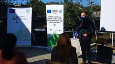 """Condițiile centrului """"Diamant"""" din Telenești, îmbunătățite grație unui proiect european"""