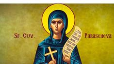 Creștinii ortodocși de stil vechi o sărbătoresc pe Sf. Parascheva