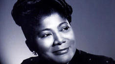Ora de muzică   Mahalia Jackson