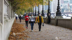 STUDIU | Numărul îmbolnăvirilor cu COVID-19 se dublează la fiecare nouă zile în Anglia