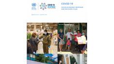 Un plan de redresare socio-economică după COVID-19 a fost elaborat de autorități cu suportul ONU