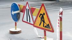 Trafic suspendat pe strada Mateevici din Capitală