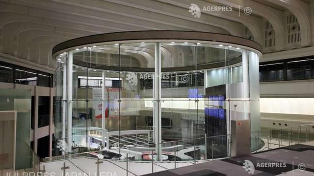 Bursa de la Tokyo suspendă tranzacțiile din cauza unei defecțiuni a sistemului