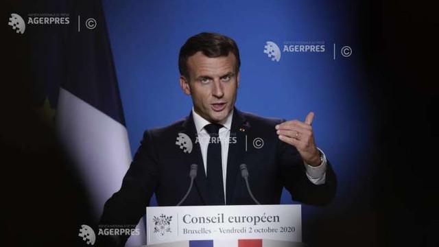 Emmanuel Macron a emis un ultimatum pentru liderii musulmani din Franța