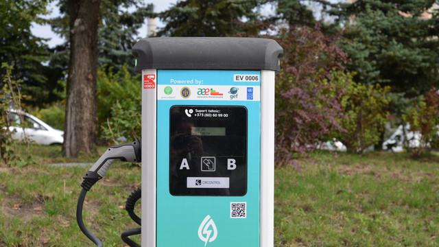 În R.Moldova au fost instalate 20 de stații de alimentare pentru automobilele electrice. Unde pot fi găsite acestea