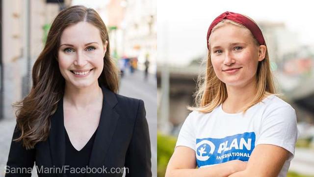 O adolescentă a preluat pentru o zi funcția de prim-ministru al Finlandei