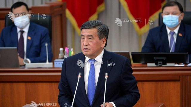 Kîrgîzstan | A fost stabilită data alegerilor prezidențiale anticipate