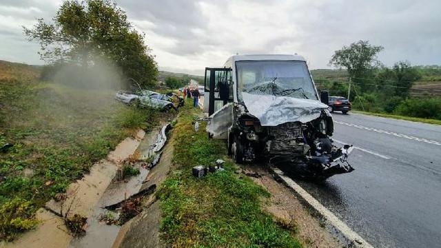 Un polițist de frontieră și-a pierdut viața într-un accident la Ialoveni