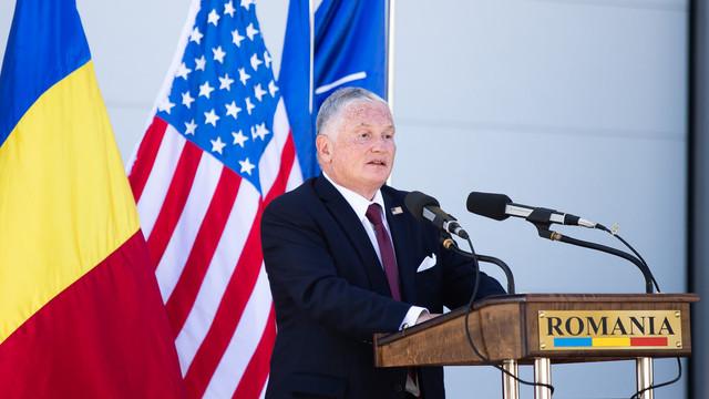 România va găzdui în curând mai mulți militari americani. Adrian Zuckerman: Sunteți punctul central al apărării împotriva agresiunii Rusiei